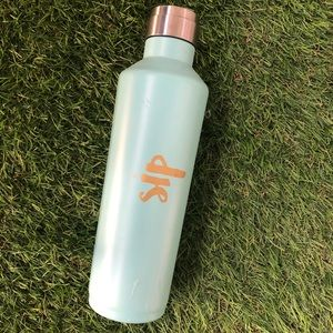 "🌵 Large ""Sip"" Teal Stainless Steel Bottle"